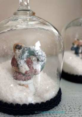 Impressive Diy Snow Globes Ideas That Kids Will Love Asap 17