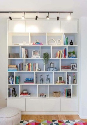 Latest Ikea Billy Bookcase Design Ideas For Limited Space That Will Amaze You 08