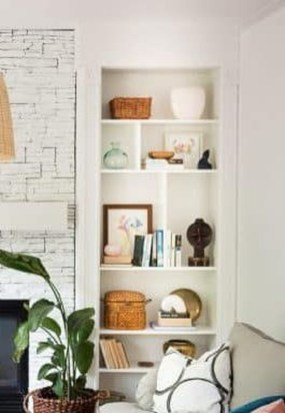 Latest Ikea Billy Bookcase Design Ideas For Limited Space That Will Amaze You 09