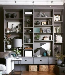 Latest Ikea Billy Bookcase Design Ideas For Limited Space That Will Amaze You 31