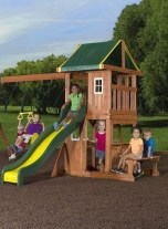 Magnificient Transform Backyard Design Ideas Into Kids Playground 11