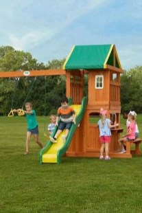 Magnificient Transform Backyard Design Ideas Into Kids Playground 20