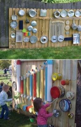 Magnificient Transform Backyard Design Ideas Into Kids Playground 27