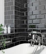 Modern Bathroom Design Ideas With Exposed Brick Tiles 04