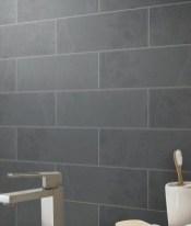 Modern Bathroom Design Ideas With Exposed Brick Tiles 17