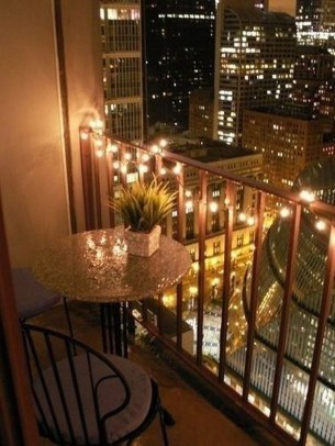 Relaxing Tiny Balcony Decor Ideas To Try This Month 15