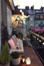 Relaxing Tiny Balcony Decor Ideas To Try This Month 24