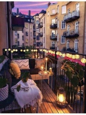 Relaxing Tiny Balcony Decor Ideas To Try This Month 31