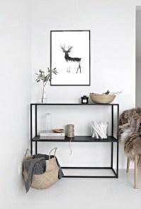Splendid Deer Shelf Design Ideas With Minimalist Scandinavian Style To Try 05