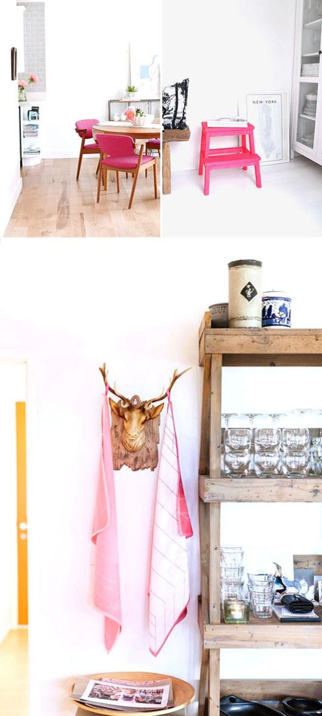 Splendid Deer Shelf Design Ideas With Minimalist Scandinavian Style To Try 25