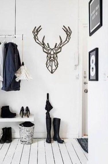 Splendid Deer Shelf Design Ideas With Minimalist Scandinavian Style To Try 26