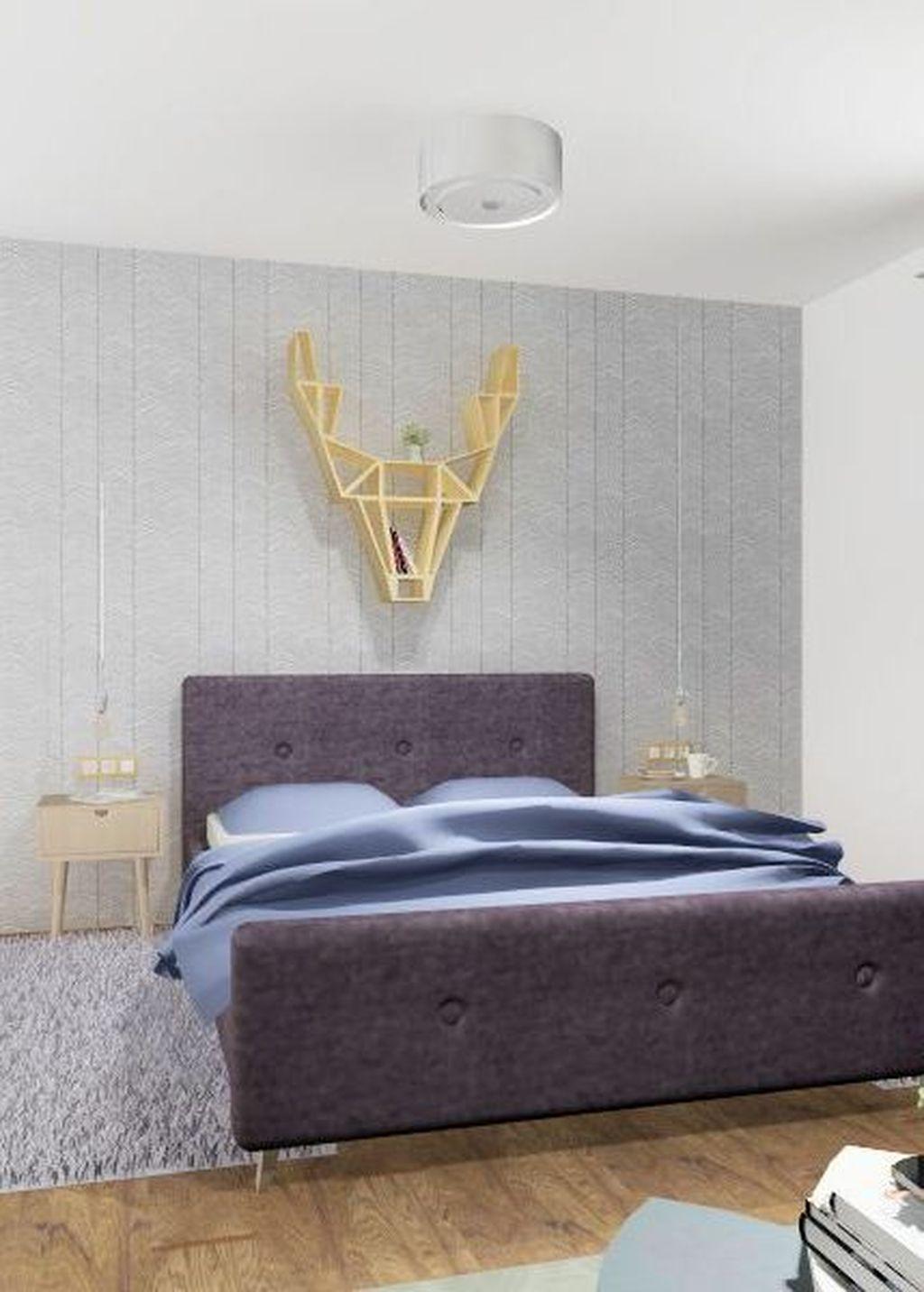 Splendid Deer Shelf Design Ideas With Minimalist Scandinavian Style To Try 29