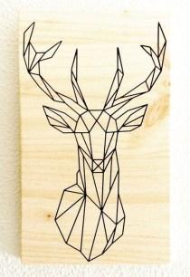 Splendid Deer Shelf Design Ideas With Minimalist Scandinavian Style To Try 31