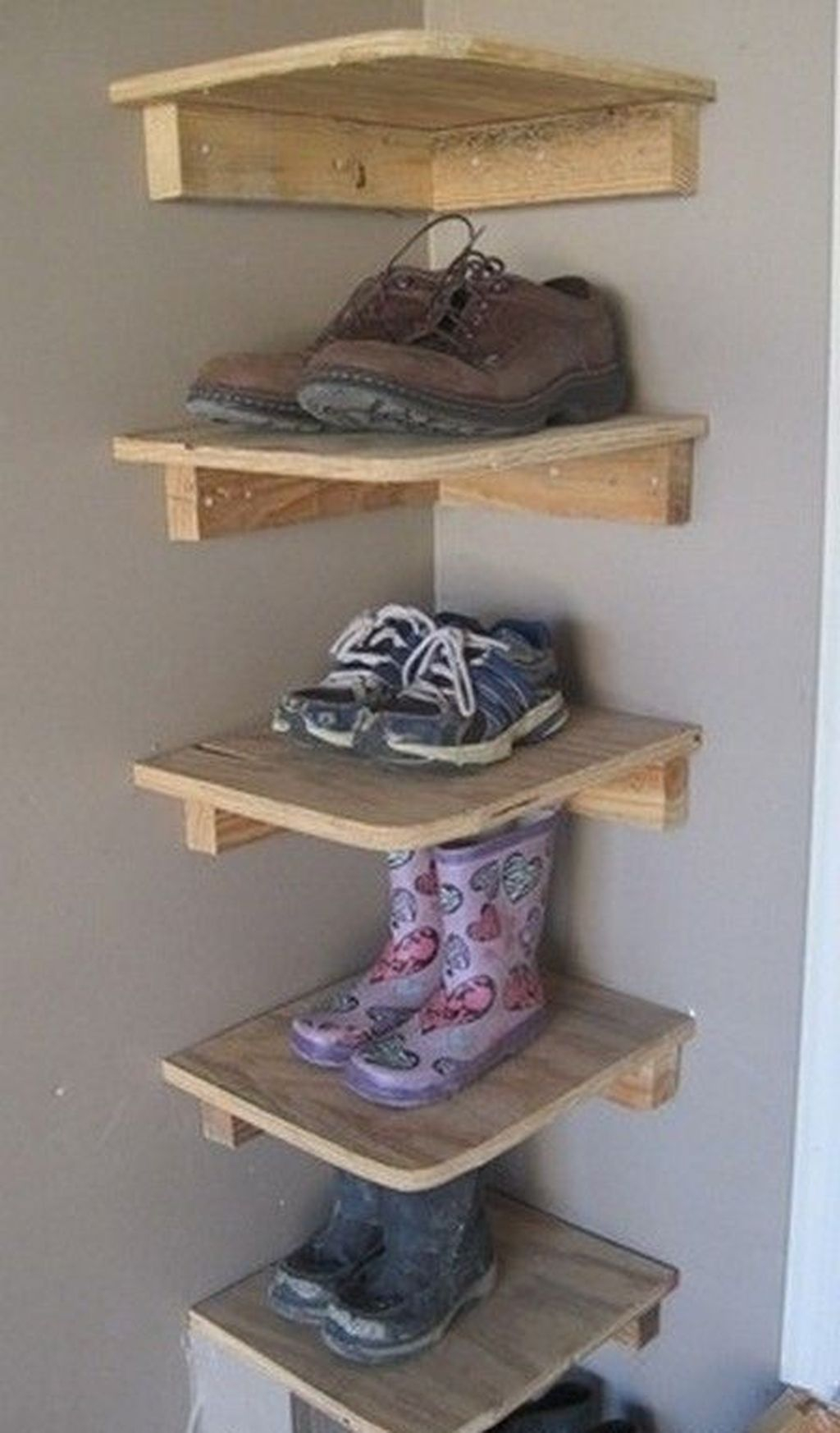 Top Ideas To Organize Your Shoes That You Need To Copy 01