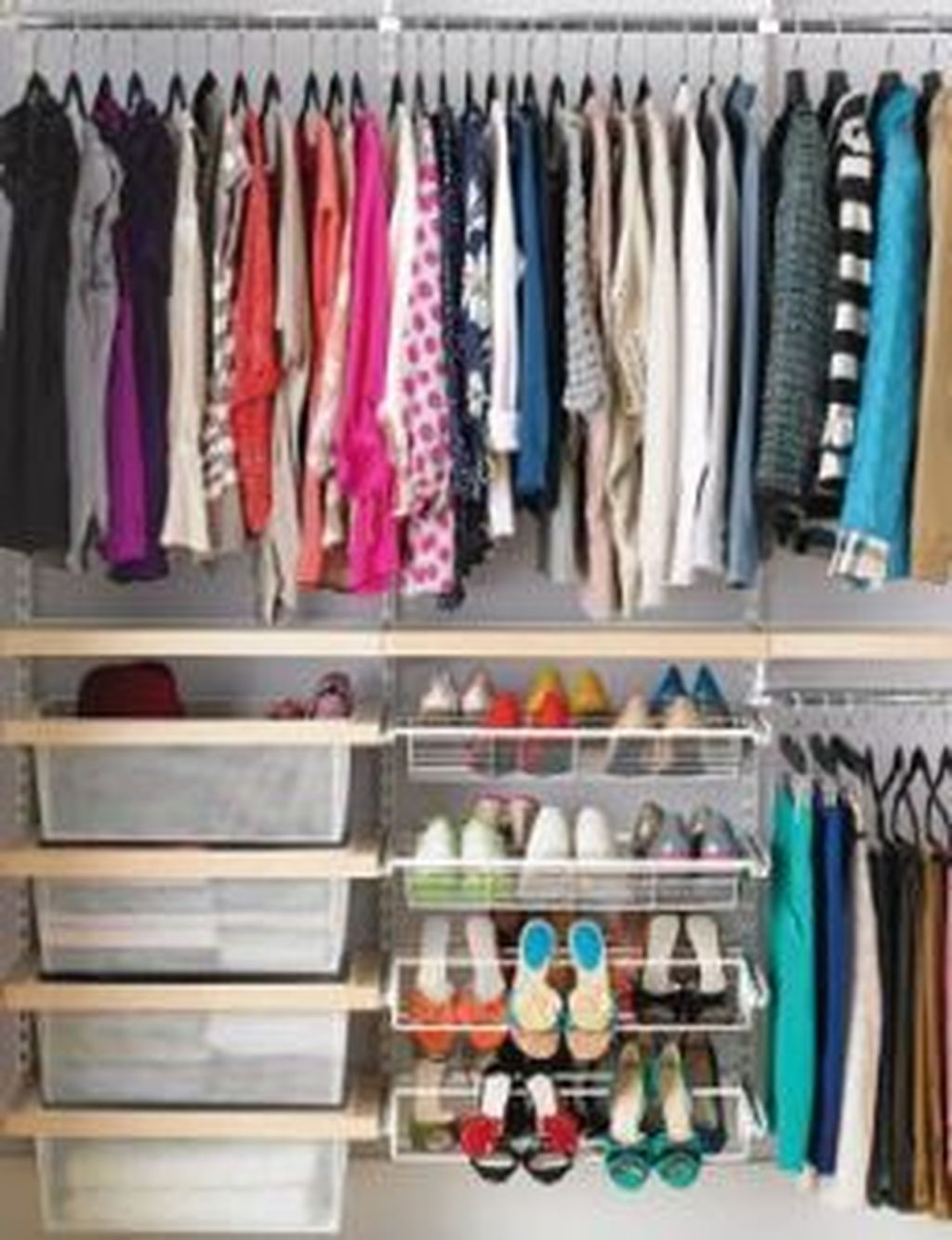 Top Ideas To Organize Your Shoes That You Need To Copy 11