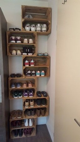 Top Ideas To Organize Your Shoes That You Need To Copy 15