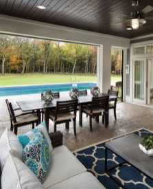 Unordinary Outdoor Living Room Design Ideas To Have Asap 07