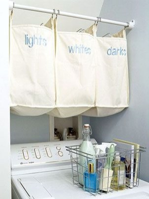 Unusual Laundry Arranging Design Ideas For Small Space To Try 34
