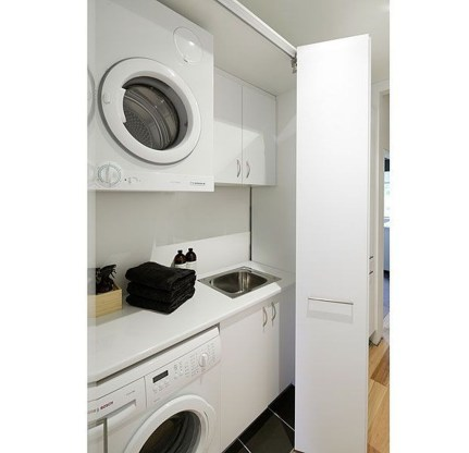 Unusual Laundry Arranging Design Ideas For Small Space To Try 39