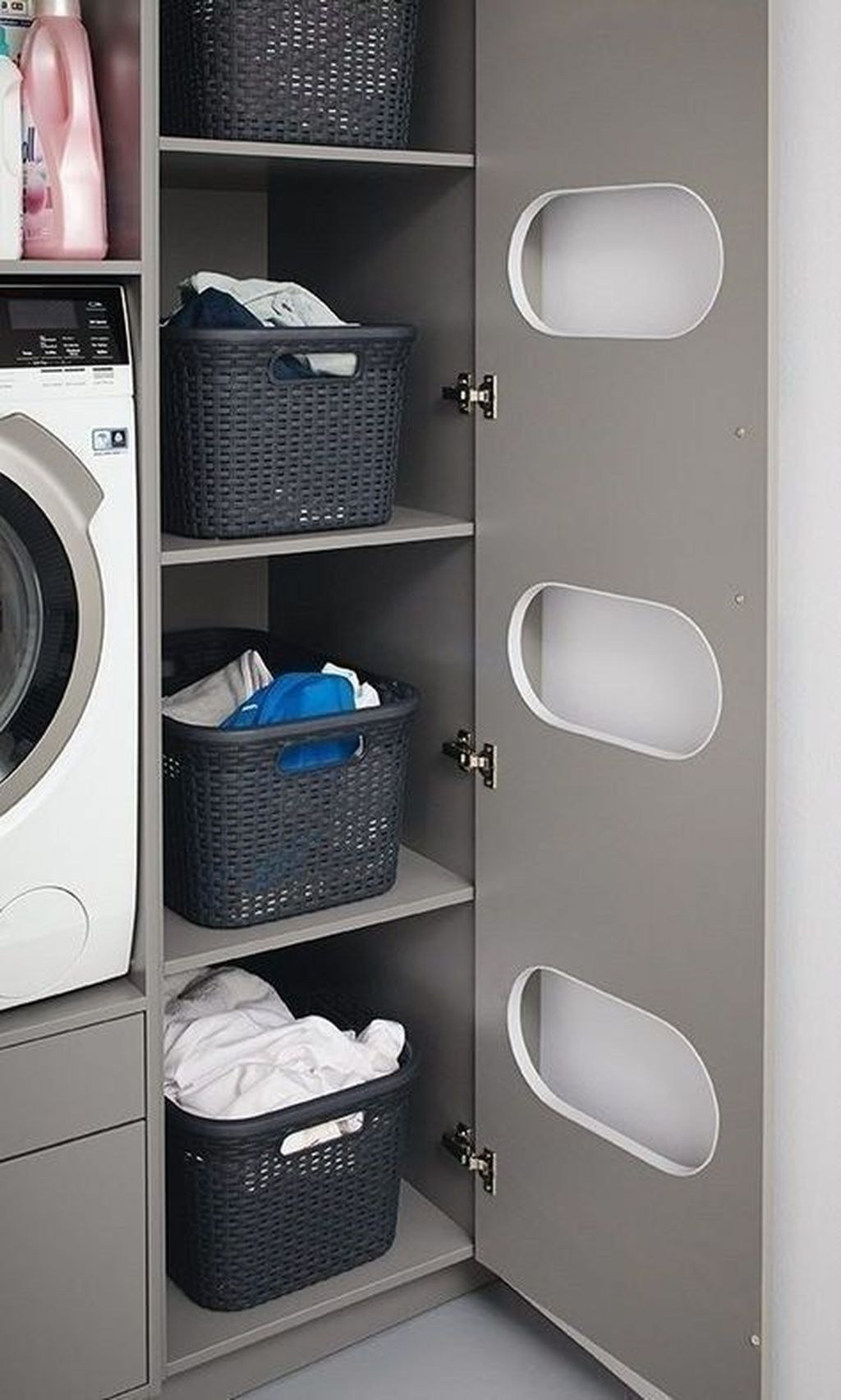 Affordable Laundry Room Design Ideas That You Will Like It 09
