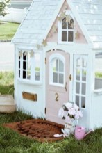 Attractive Outdoor Kids Playhouses Design Ideas To Try Right Now 04