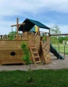 Attractive Outdoor Kids Playhouses Design Ideas To Try Right Now 12