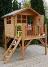 Attractive Outdoor Kids Playhouses Design Ideas To Try Right Now 30