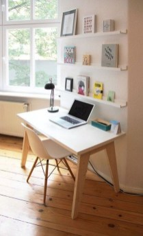 Captivating Girl Workspace Design Ideas That Looks So Cute 03