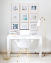 Captivating Girl Workspace Design Ideas That Looks So Cute 24