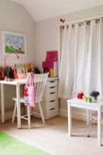 Captivating Girl Workspace Design Ideas That Looks So Cute 35