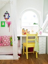 Captivating Girl Workspace Design Ideas That Looks So Cute 36
