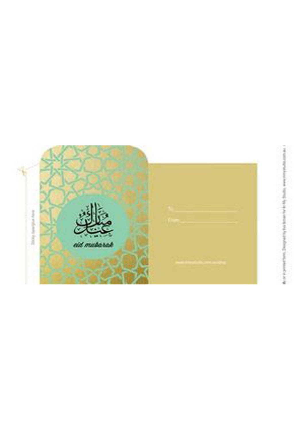 Charming Eid Mubarak Craft Design Ideas To Try In Ramadan 06