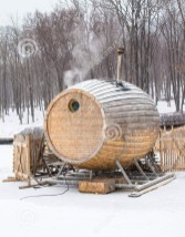 Cool Bathhouse Winter Camp Design Ideas With Rural Accents To Have Right Now 01