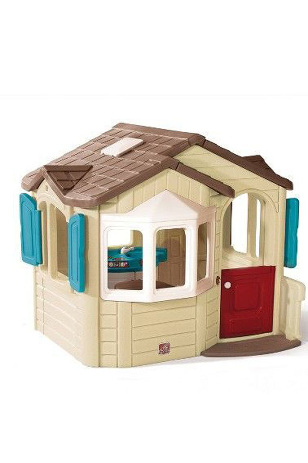 Cute Indoor Playhouses Design Ideas That Suitable For Kids 16