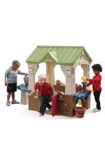 Cute Indoor Playhouses Design Ideas That Suitable For Kids 21