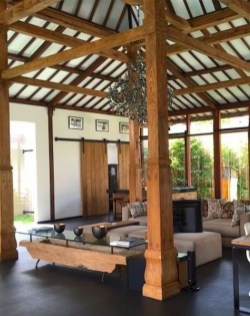 Extraordinary Joglo House Design Ideas With Rustic Elements To Copy 02
