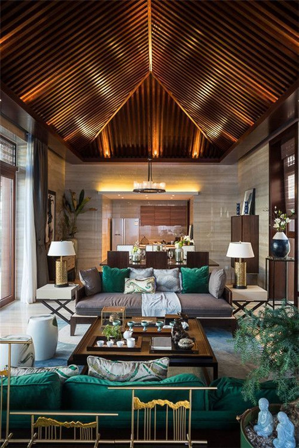 Extraordinary Joglo House Design Ideas With Rustic Elements To Copy 12