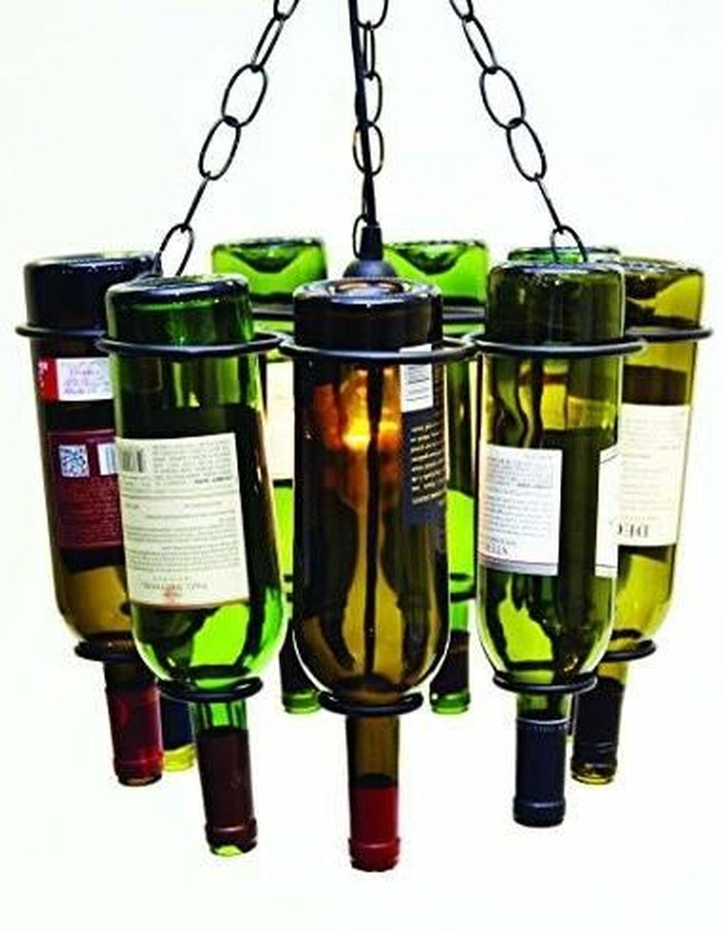 Fascinating Diy Wine Bottle Design Ideas That You Will Like It 14