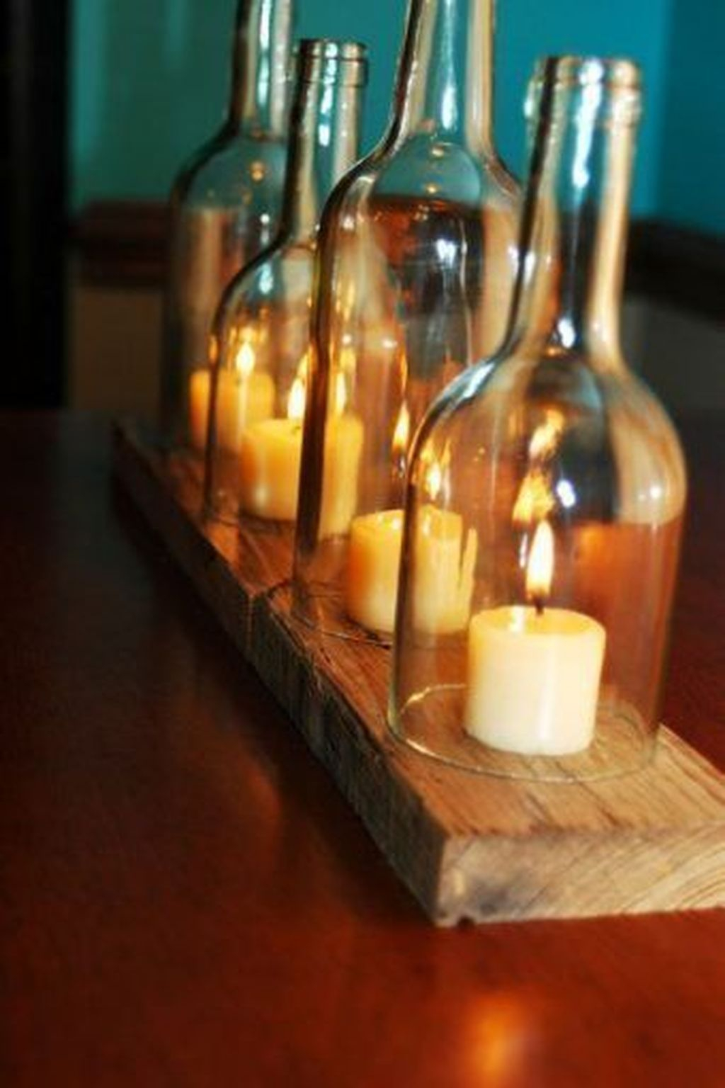 Fascinating Diy Wine Bottle Design Ideas That You Will Like It 29