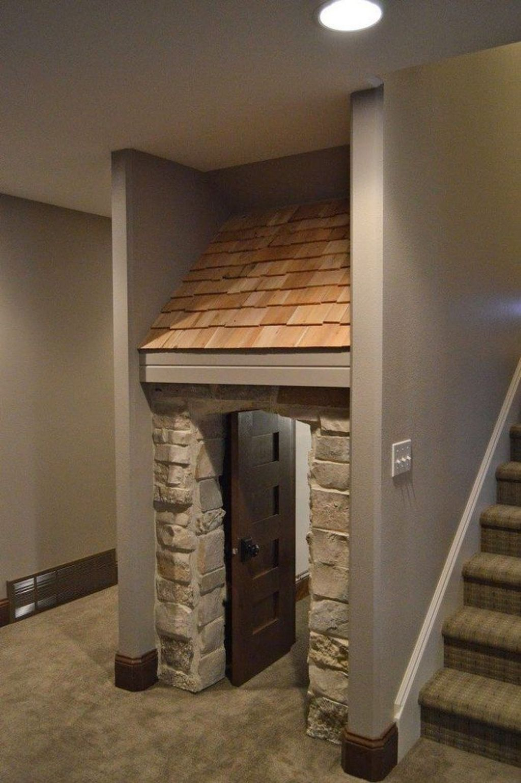Favorite Kids Playhouses Design Ideas Under The Stairs To Have 13