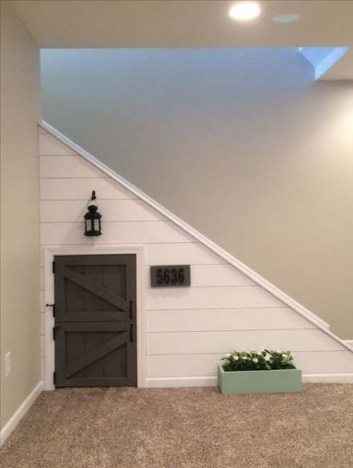 Favorite Kids Playhouses Design Ideas Under The Stairs To Have 25