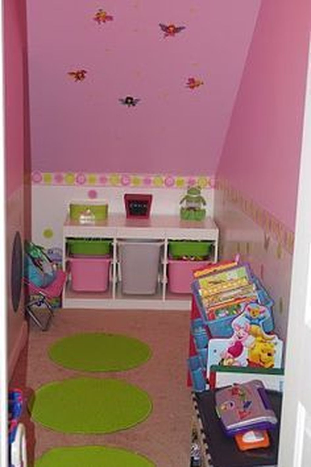Favorite Kids Playhouses Design Ideas Under The Stairs To Have 29
