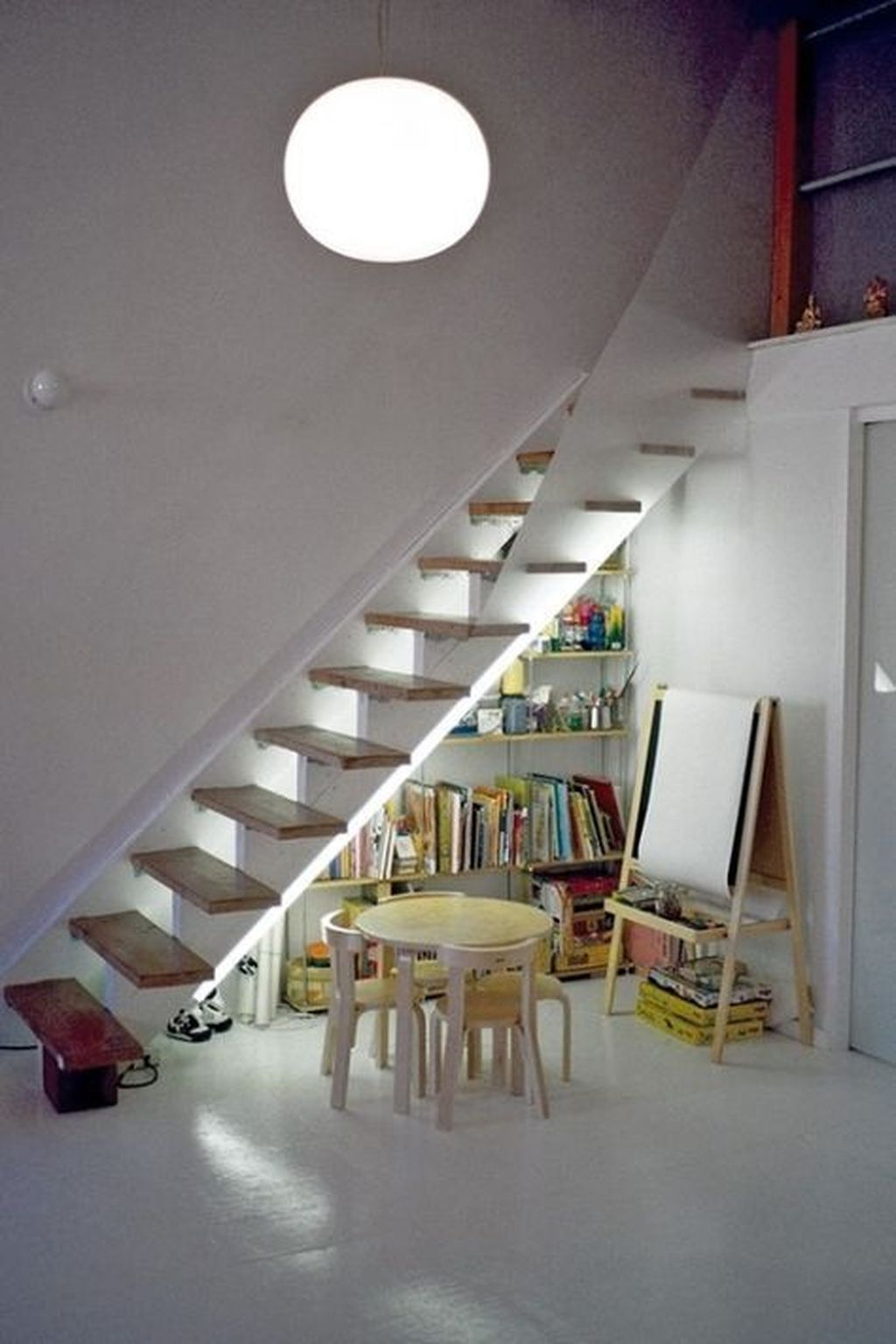 Favorite Kids Playhouses Design Ideas Under The Stairs To Have 36