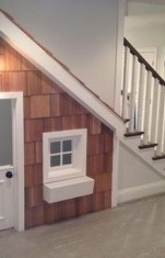 Favorite Kids Playhouses Design Ideas Under The Stairs To Have 43