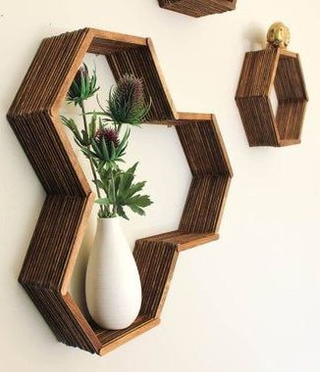 Gorgeous Diy Popsicle Stick Design Ideas For Home To Try Asap 09
