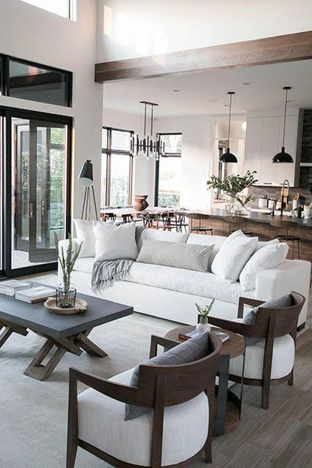 Graceful Living Room Design Ideas That You Need To Try 38