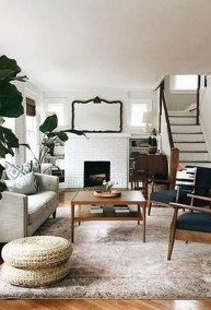 Graceful Living Room Design Ideas That You Need To Try 45