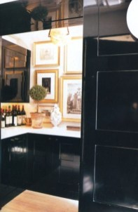 Modern Black Kitchens Design Ideas For Bachelors Pad To Try Asap 19