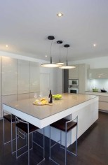 Modern Black Kitchens Design Ideas For Bachelors Pad To Try Asap 34