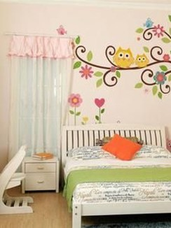 Perfect Kids Room Design Ideas That Suitable For Two Generations 14